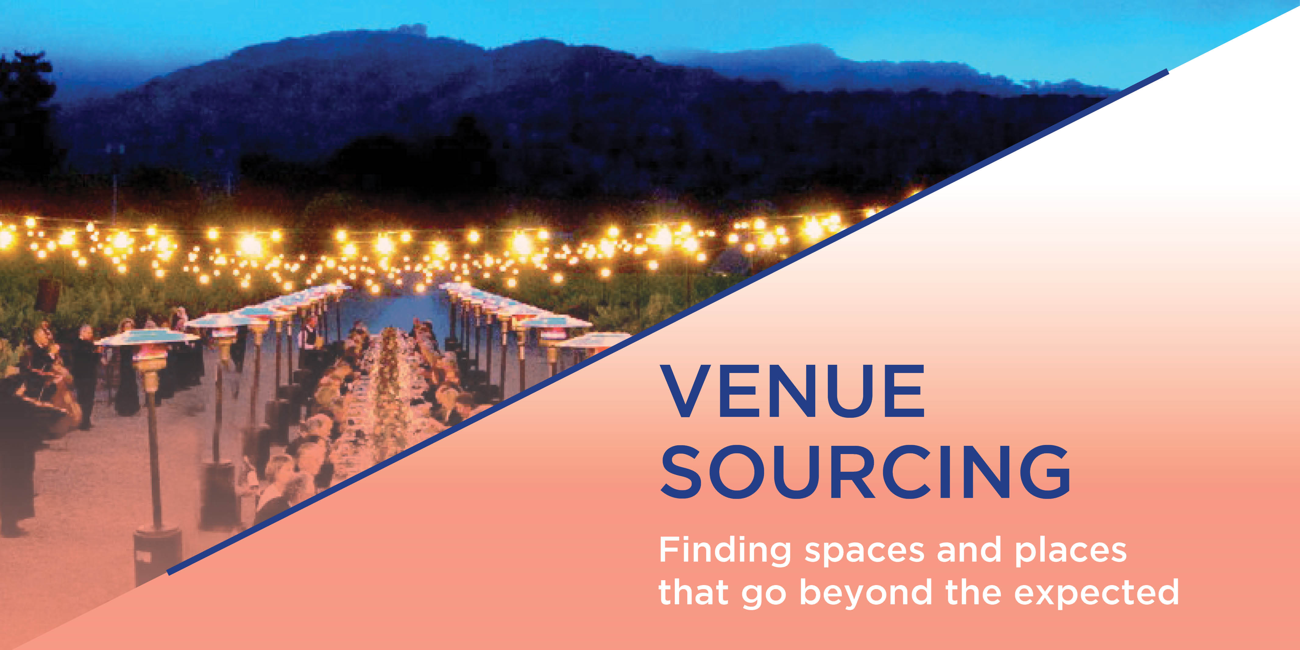 Venue sourcing service highlight | BCD Meetings & Events