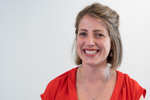 Head shot of Alice Bruce, Marketing Executive for Global Agency, BCD Meetings & Events