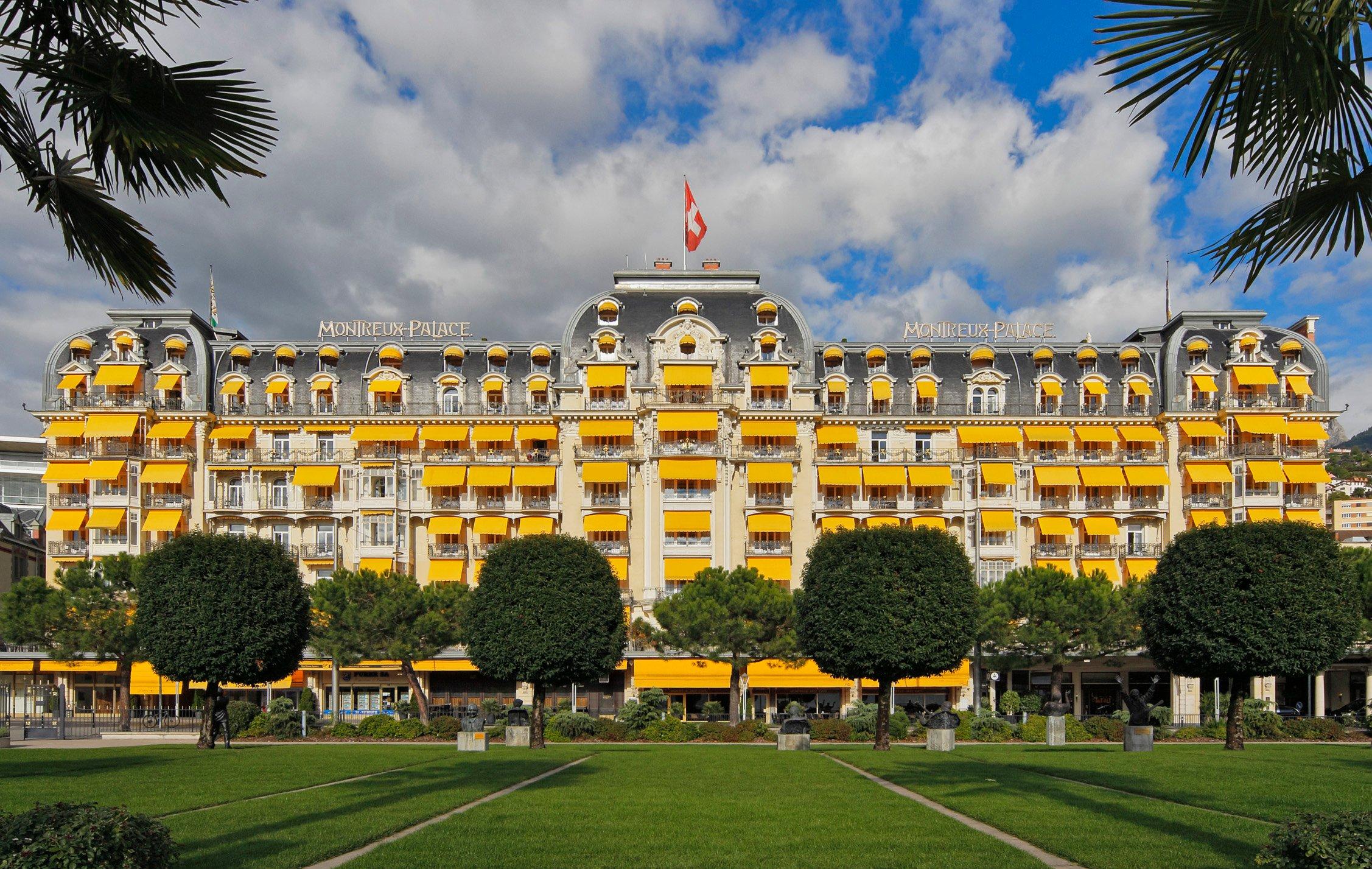 Photo of the Fairmont Le Montreux Palace | BCD Meetings & Events
