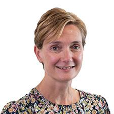 Helen McCabe head shot | Global agency, BCD Meetings & Events