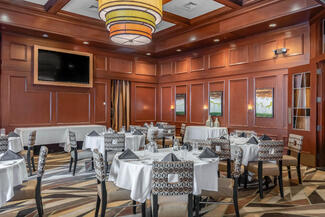 McCormick & Schmick's private dining room, options for pharmaceutical speaker programs | BCD Meetings & Events