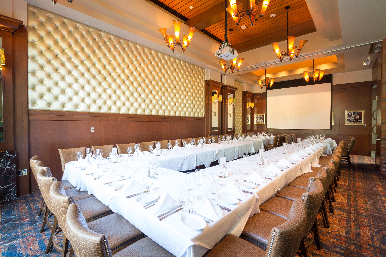 Best Restaurants for Pharmaceutical Speaker Programs | BCD Meetings & Events