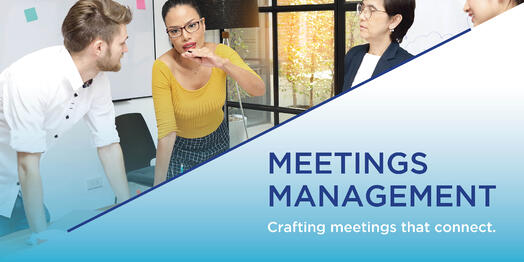 Group of meeting planners working in conference room   Global agency, BCD Meetings & Events